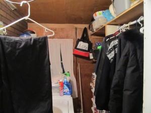 Utility closet A