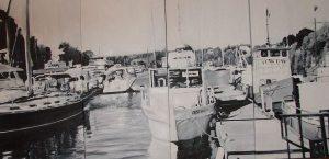 J.C. tobermory marina